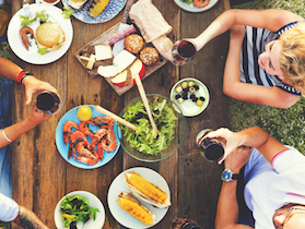 ccpa picnic dinner